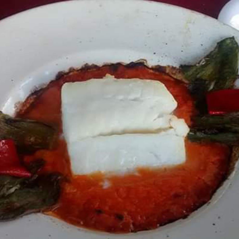58-Bacalao con salsa