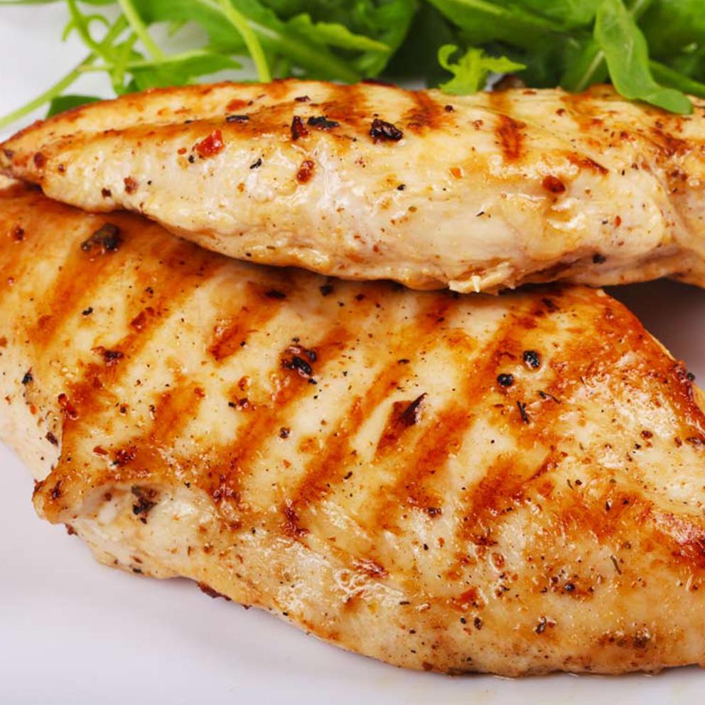 68-Pechuga pollo plancha
